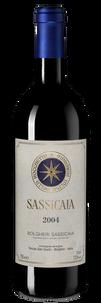Вино Sassicaia, Tenuta San Guido, 2004 г.