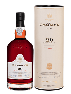 Портвейн Graham's 20 Year Old Tawny Port, Graham`s
