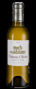 Вино Chateau Olivier Blanc, 2014 г.
