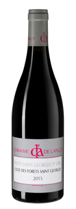 Вино Nuits-Saint-Georges Premier Cru Clos des Forets Saint Georges, Domaine de l'Arlot, 2015 г.