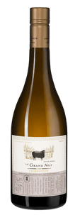 Вино Le Grand Noir Winemaker's Selection Chardonnay, Jean d'Alibert, 2019 г.
