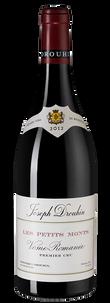 Вино Vosne-Romanee Premier Cru Les Petits Monts, Joseph Drouhin, 2012 г.