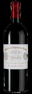 Вино Chateau Cheval Blanc, 2007 г.