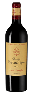 Вино Chateau Phelan Segur, 2011 г.