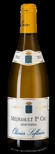 Вино Meursault Premier Cru Genevrieres, Olivier Leflaive Freres, 2011 г.