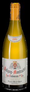 Вино Puligny-Montrachet Premier Cru Les Chalumaux, Domaine Thierry et Pascale Matrot, 2011 г.