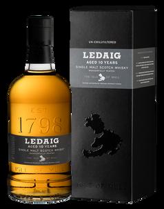 Виски Ledaig Aged 10 Years