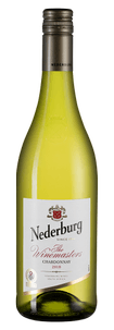 Вино Nederburg Chardonnay Winemasters, Distell, 2018 г.
