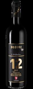 Вино Dodici Monteregio Riserva, Dodici La Madonna, 2012 г.