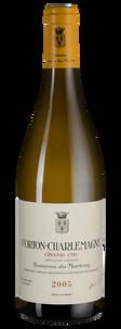Вино Corton-Charlemagne Grand Cru, Bonneau du Martray, 2005 г.