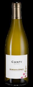 Шипучее вино Moscato d'Asti, Canti, 2018 г.