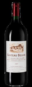 Вино Chateau Belair, Chateau Belair Monange, 1987 г.