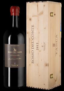 Вино Rosso del Conte , Tasca, 2012 г.