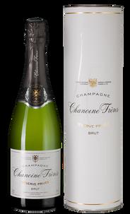 Шампанское Reserve Privee Brut в подарочной упаковке, Chanoine