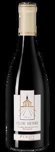 Вино Clos Henri Pinot Noir, 2014 г.