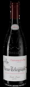 Вино Chateauneuf-du-Pape Vieux Telegraphe La Crau, Vignobles Brunier, 2014 г.