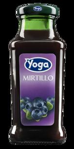 Сок черничный Yoga (24 шт.)