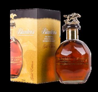 Виски Bourbon Blanton's Gold Edition