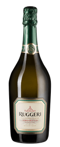 Игристое вино Prosecco Superiore Valdobbiadene Quartese Brut, Ruggeri