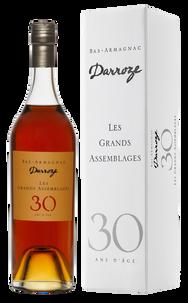 Арманьяк Bas-Armagnac Darroze Les Grands Assemblages 30 Ans d'Age
