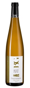 Вино Gewurztraminer Jules Geyl, Domaine Bott-Geyl, 2016 г.