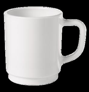 Набор из 12-ти кружек Bormioli Milky Tazza Cup