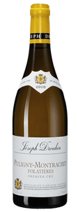 Вино Puligny-Montrachet Folatiere Premier Cru, Joseph Drouhin, 2010 г.