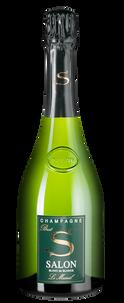 """Шампанское Brut Blanc de Blancs Le Mesnil """"S"""", Salon, 1997 г."""