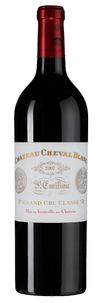 Вино Chateau Cheval Blanc, 1983 г.