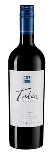 Вино Takun Merlot Reserva, Vina Caliterra, 2017 г.