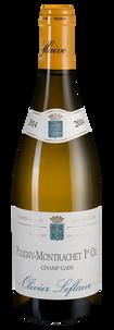 Вино Puligny-Montrachet Premier Cru Champ Gain, Olivier Leflaive Freres, 2014 г.