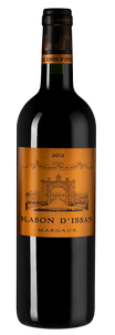 Вино Blason d'Issan, Chateau d'Issan, 2012 г.