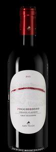 Вино Poggio Rosso Chianti Classico Gran Selezione, Agricola San Felice, 2015 г.