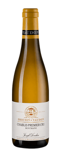 Вино Chablis Premier Cru Montmains, Joseph Drouhin, 2015 г.