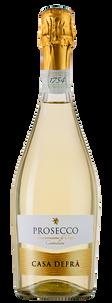 Игристое вино Prosecco Spumante Brut, Casa Defra