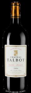Вино Chateau Talbot, 2004 г.