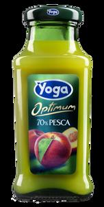 Сок персиковый Yoga (24 шт.)