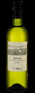 Вино Riesling Von den Terrassen, Winzer Krems, 2018 г.