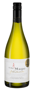 Вино Vina Maipo Sauvignon Blanc Gran Devocion, 2015 г.