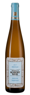 Вино Rheingau Riesling Tradition, Weingut Robert Weil, 2017 г.
