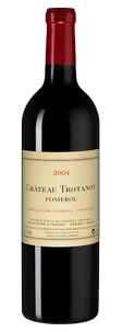 Вино Chateau Trotanoy, 2004 г.