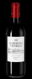 Вино Rawson's Retreat Merlot, 2017 г.