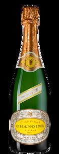 Шампанское Chanoine Demi-Sec