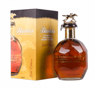 Виски Bourbon Blanton's Gold Edition
