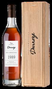 Арманьяк Bas-Armagnac Darroze Unique Collection Domaine de Martin au Hontanx, 1989 г.