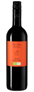 Вино Bio Bio Merlot, Cielo, 2018 г.