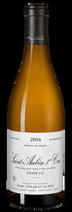 Вино Saint-Aubin 1er Cru Cuvee 3 C, Domaine Marc Colin et Fils, 2016 г.