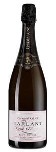 Шампанское Champagne Tarlant Zero Rose Brut Nature