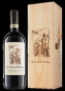 Вино Chianti Classico, La Porta di Vertine, 2011 г.