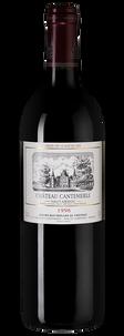 Вино Chateau Cantemerle, 1996 г.